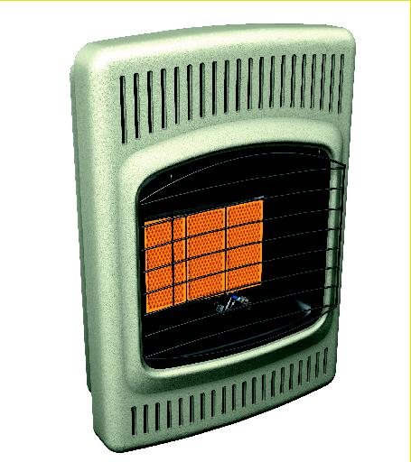 Comfort Glow Infrared Radiant Heaters Crn18t Crp16t